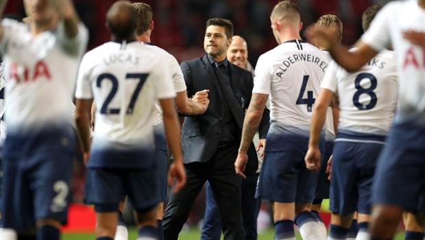 Mauricio Pochettino Tottenham Hotspur Premier League