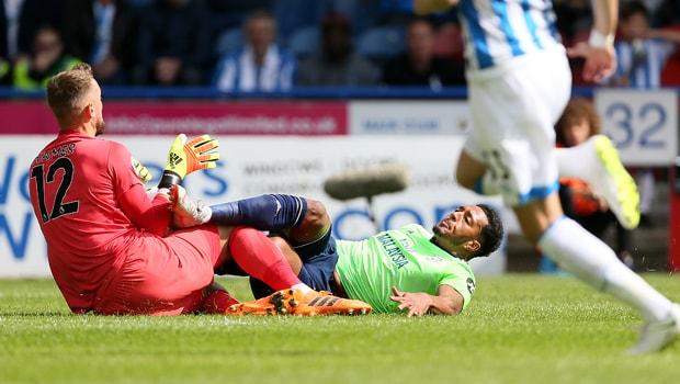 Nathaniel Mendez Cardiff City Premier League