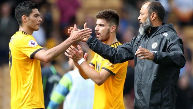 Nuno Espiritu Santo Wolves Premier League