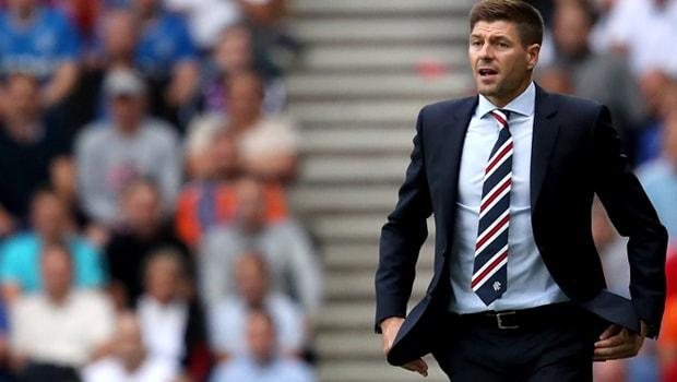 Steven Gerrard Scottish Premiership