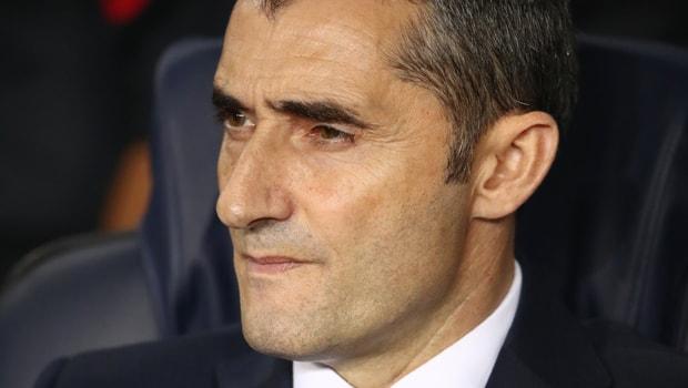 Ernesto Valverde Barcelona La Liga