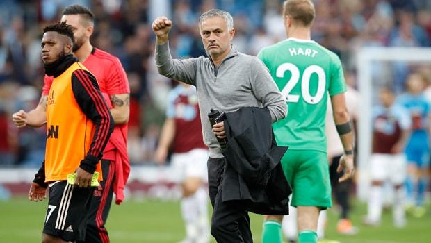 Jose Mourinho Manchester United Manager Premier League