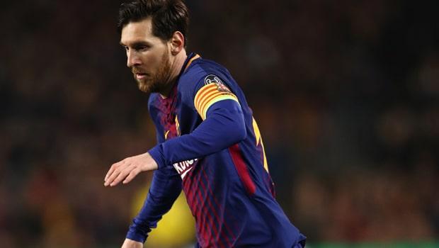 Lionel Messi Barca La Liga