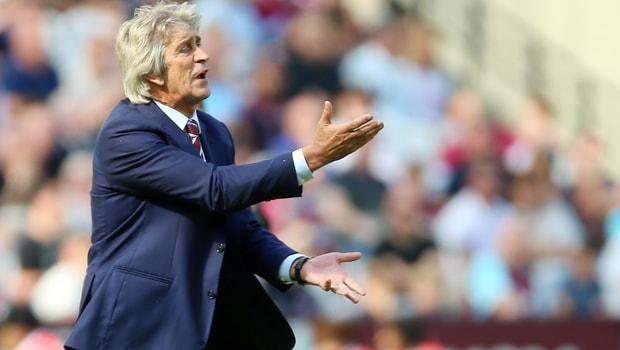 Manuel Pellegrini West Ham Manager Premier League