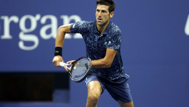 Novak Djokovic Tennis US Open