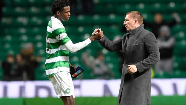 Celtic-manager-Brendan-Rodgers-and-Dedryck-Boyata