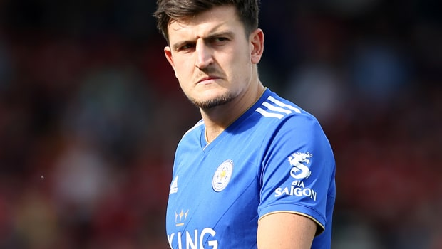 Harry-Maguire-Leicester-City-defender