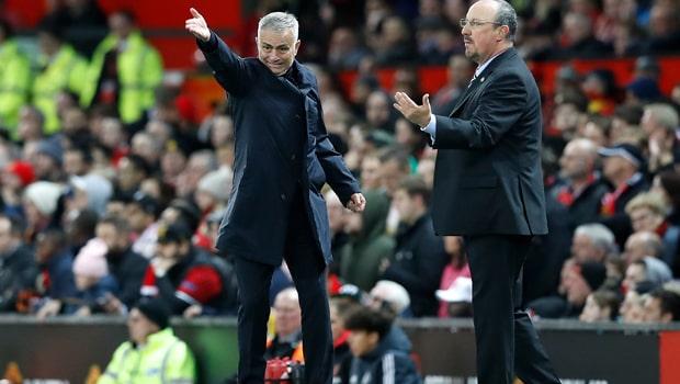 Jose Mourinho Man United boss