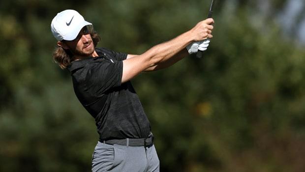 Tommy Fleetwood Golf British Masters