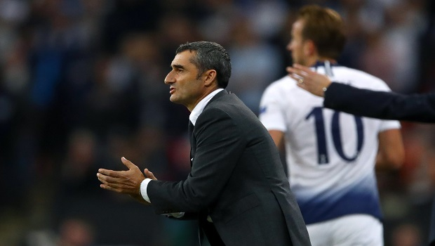 Tottenham Hotspur v Barcelona - UEFA Champions League - Group B