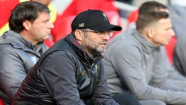 Liverpool manager Jurgen Klopp Premier League