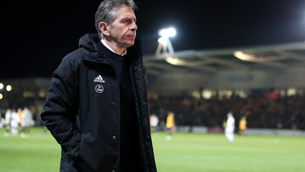 Claude-Puel-Leicester-City-manager