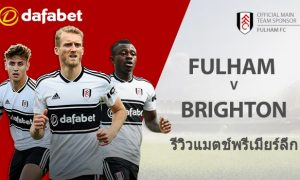 FULHAM-V-BRIGHTON-TH