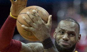 LeBron-James-Basketball