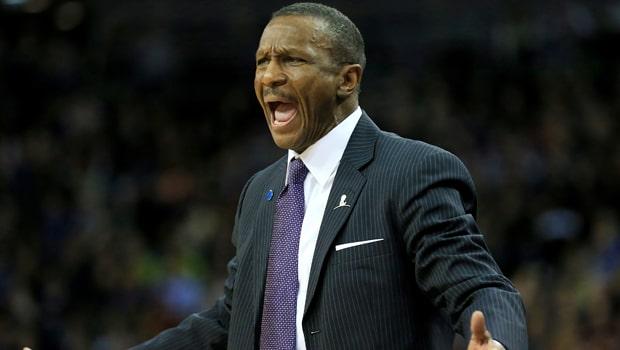 Dwane Casey Detroit Pistons coach
