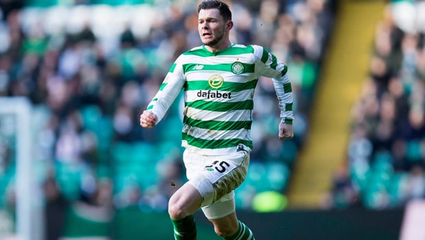 Oliver Burke Celtic star Europa League