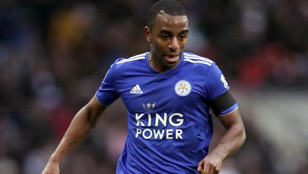 Ricardo Pereira Leicester full back