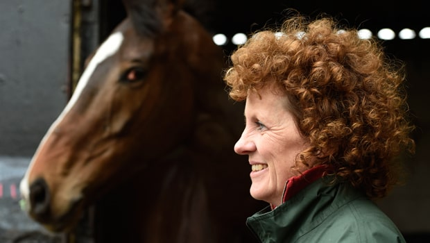 Lucinda-Russell-and-One-For-Arthur-Horse-Racing