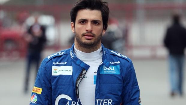 Carlos Sainz McLaren F1 Azerbaijan Grand Prix