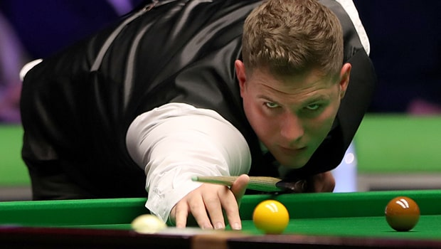 Daniel Wells Snooker