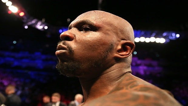 Dillian Whyte Boxing