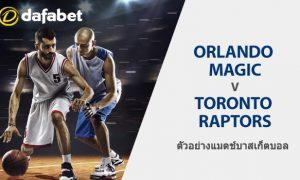 Magic vs Raptors