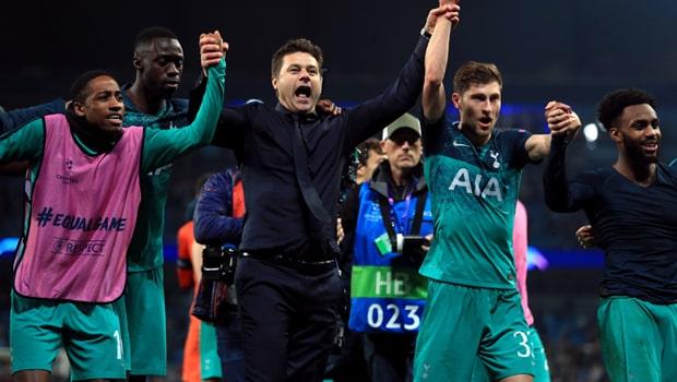 Mauricio Pochettino Tottenham Hotspur Champions League