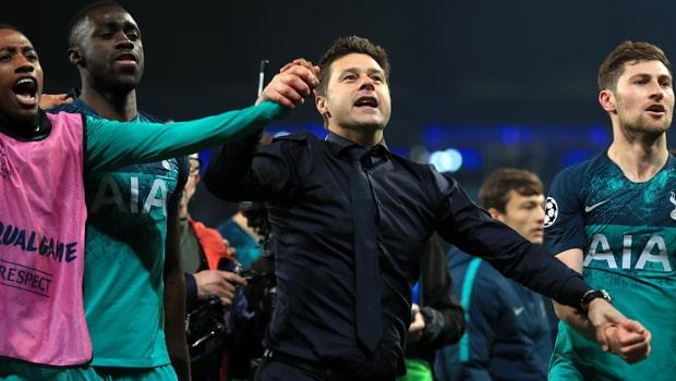 Mauricio-Pochettino Tottenham Hotspur