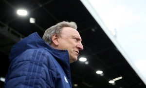 Neil Warnock Cardiff City