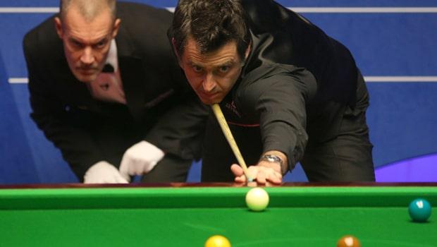 Ronnie O'Sullivan Snooker World Championship