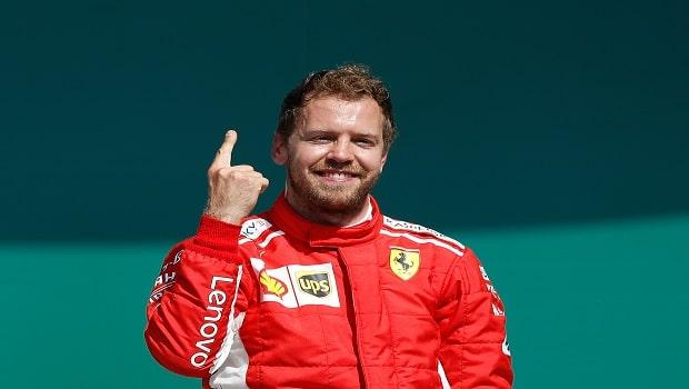 Sebastian Vettel Formula 1