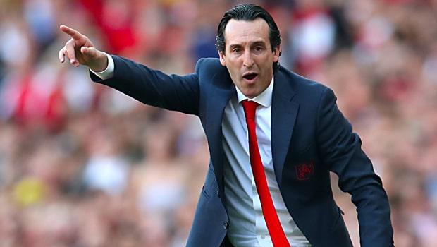Unai Emery Arsenal