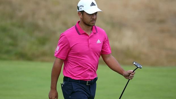 Xander Schauffele Golf US Masters
