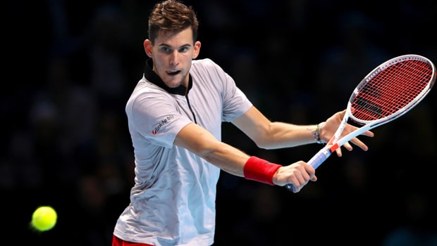 Dominic Thiem Tennis French Open