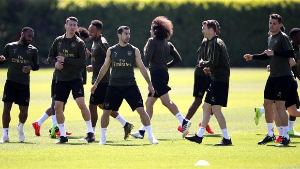 Henrikh Mkhitaryan Arsenal Europa League