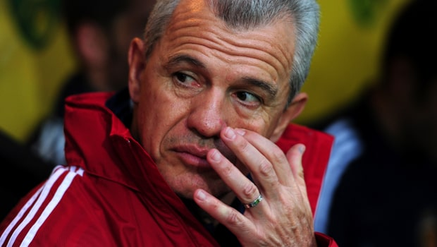 Javier Aguirre Africa Cup of Nations