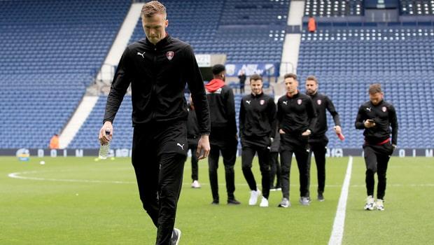 Marek Rodak Fulham goalkeeper