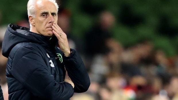 Mick McCarthy Republic of Ireland Euro 2020