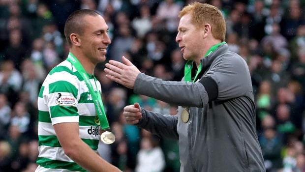 Neil Lennon Celtic Scottish Premiership
