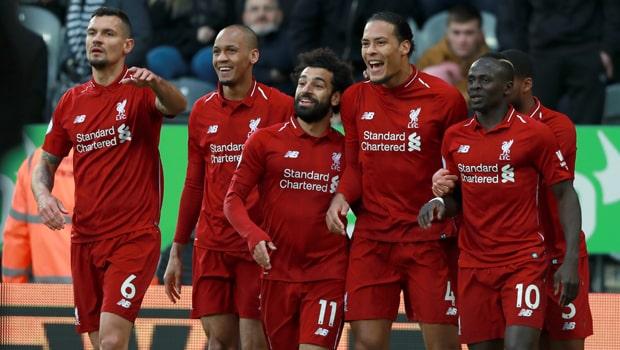 Virgil Van Dijk Liverpool Champions League