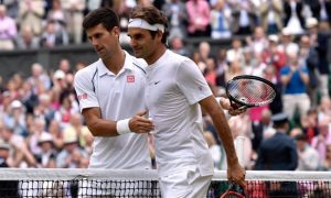 Novak-Djokovic-and-Roger-Federer-Wimbledon-2019
