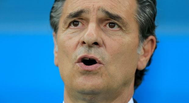 Cesare Prandelli Fiorentina