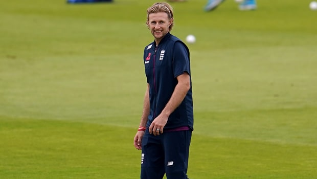Joe Root England captain
