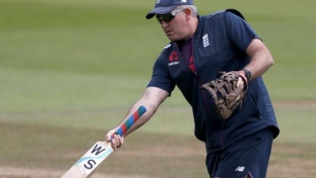 Chris Silverwood Cricket