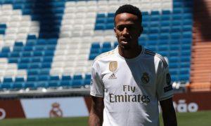 Eder Militao Real Madrid