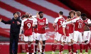 Mikel Arteta Arsenal Europa League