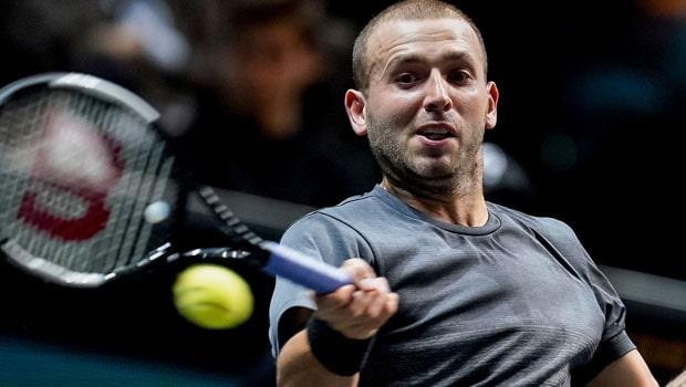 Dan Evans Tennis
