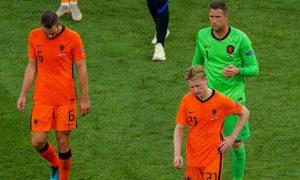 Frenkie de Jong Netherland Euro 2020
