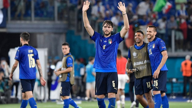 อิตาลี จะเจอใครในรอบ 13 ทีม ยูโร 2020