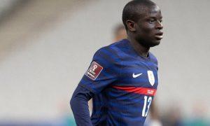 N'Golo Kante France Euro 2020